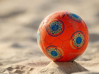 В Севастополе состоится всероссийское первенство по пляжному футболу