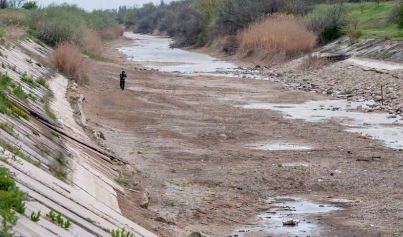 Крымские власти надеются, что Украина пустит воду по Северо-Крымскому каналу