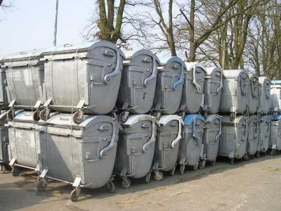 В Севастополе мусор вывозят по 4 раза в день