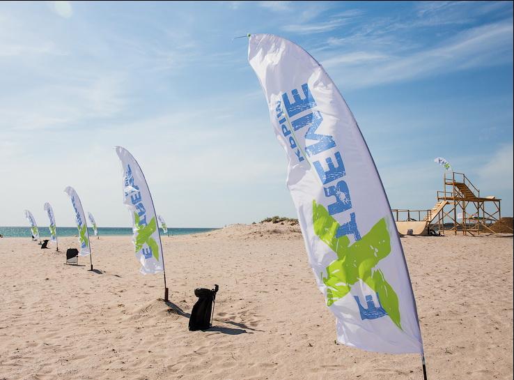 Фестиваль экстремальных видов спорта в Крыму посетило уже 2 тысячи человек