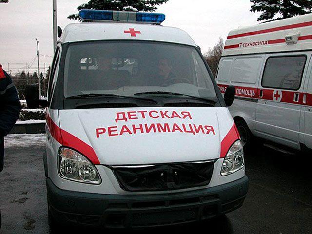Севастополь получил детский реанимационный автомобиль