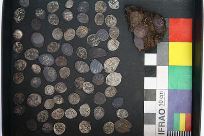 Студенту из Крыма удалось обнаружить 100 древних монет времен Ивана Грозного