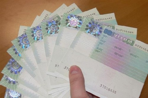 Крымчане могут оформить визу в Германию в Киеве