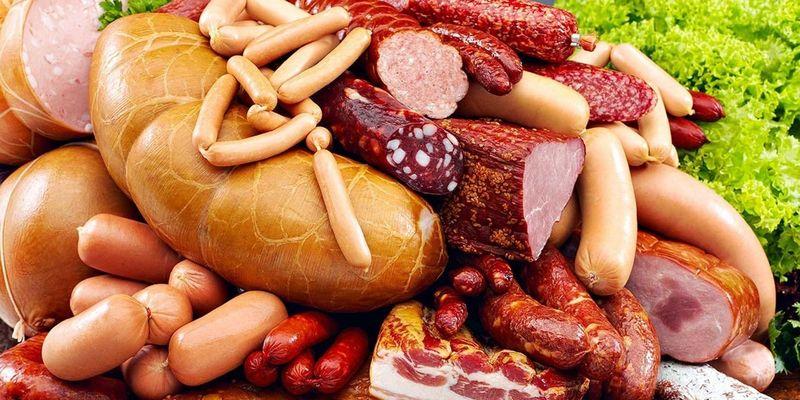 В Крым не пустили колбасу украинского производства