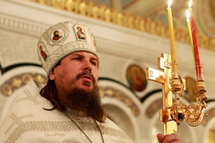 Священник больше не возглавляет Херсонес