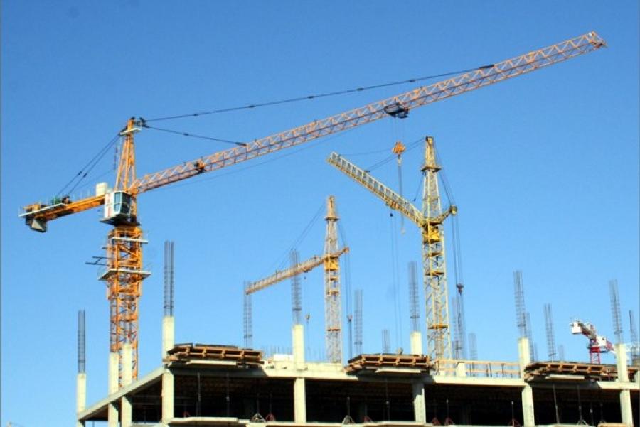 Симферопольские власти намерены запретить строительство в центре города высотных зданий