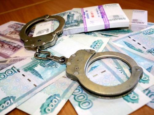 В Севастополе задержали пристава-взяточника