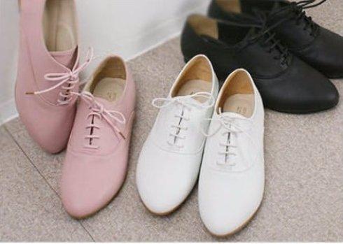 Удобство и стиль обуви на низком ходу - про каблук можно забыть