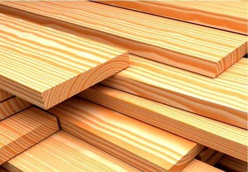 Придание формы и обработка древесины