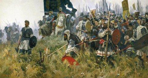 Cамые известные русские художники
