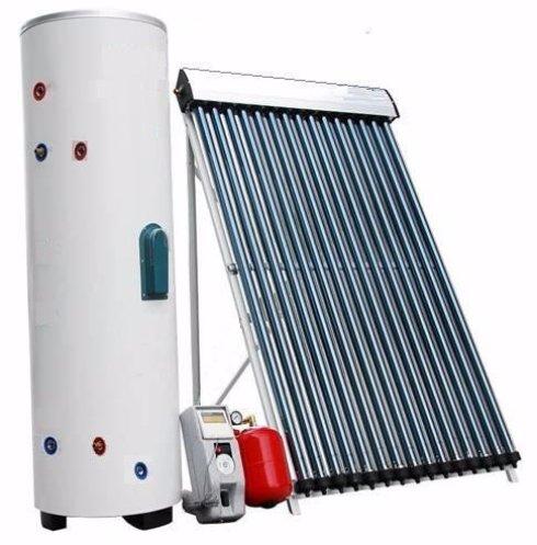 Всесезонный солнечный коллектор в системе отопления