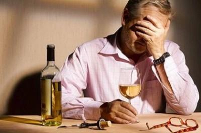 В Феодосии увеличилось количество алкоголиков