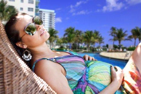 Если Вы планируете родить в идеальной обстановке, выбирайте роды в Майами