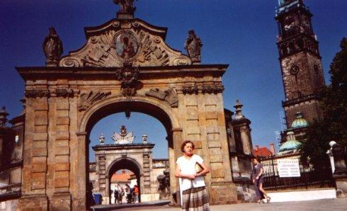 В духовную столицу Польши