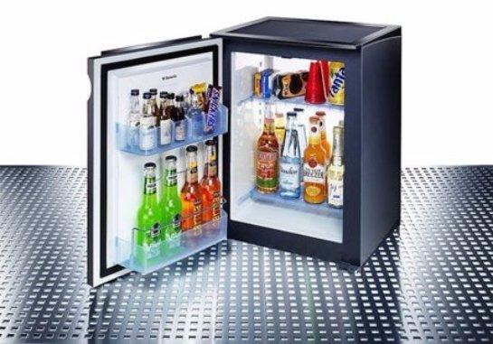 Мини-холодильник с замком - как купить со скидками?