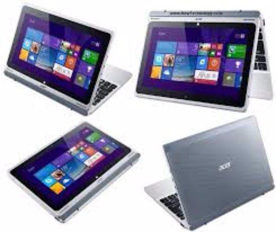 Краткий обзор планшета-трансформера Acer Switch 10
