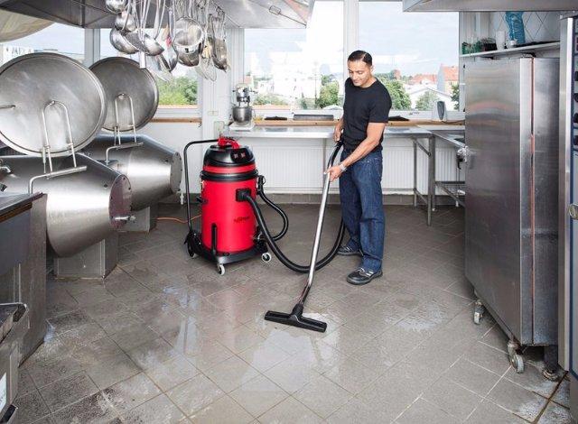 Где купить и как починить пылеводосос для комплексной и глубокой очистки помещения