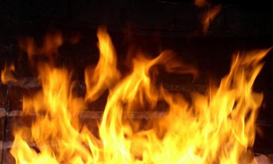Симферопольским спасателям удалось вытащить из огня двух человек