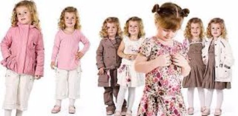 Некоторые советы по приобретению детской одежды