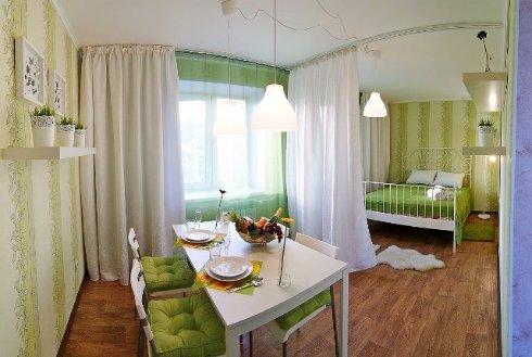 Сервисные апартаменты для делового туризма