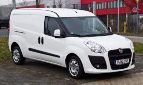 Fiat показал грузовики Doblo на выставке