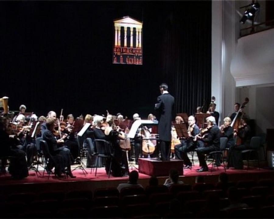 Луганский оркестр принимает участие в крымском музыкальном фестивале