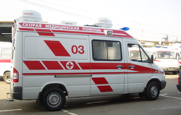Симферопольская маршрутка серьезно травмировала пенсионерку