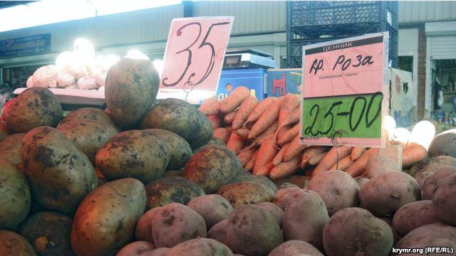 Продукты в Крыму пока что не подорожали
