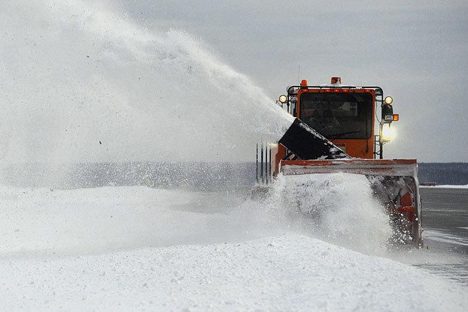 Симферополь готов к снежной зиме