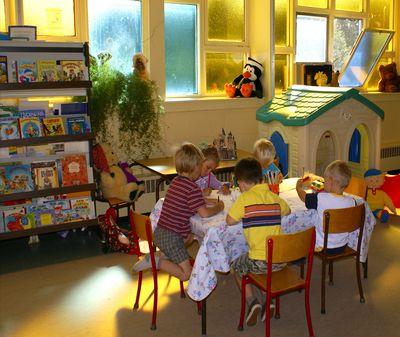 Крымские власти обещают открыть до конца года 12 детских садов