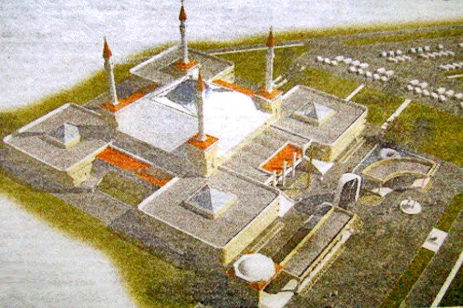 В Симферополе не разглашают, сколько денег будет вложено в новую мечеть