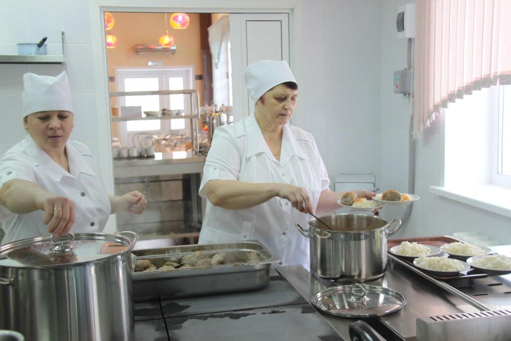 В Феодосии отремонтируют школьные пищеблоки