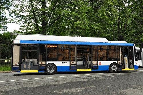 В Крыму хотят собирать троллейбусы