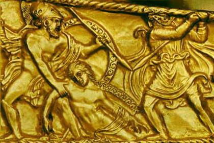 Скифское золото вернется на полуостров не раньше 2016 года