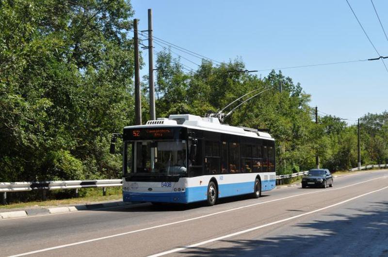 «Крымтроллейбус» терпит многомиллионные убытки из-за недостаточного количества пассажиров