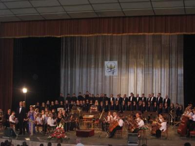 Участие в крымском хоровом фестивале примут лишь российские и белорусские артисты