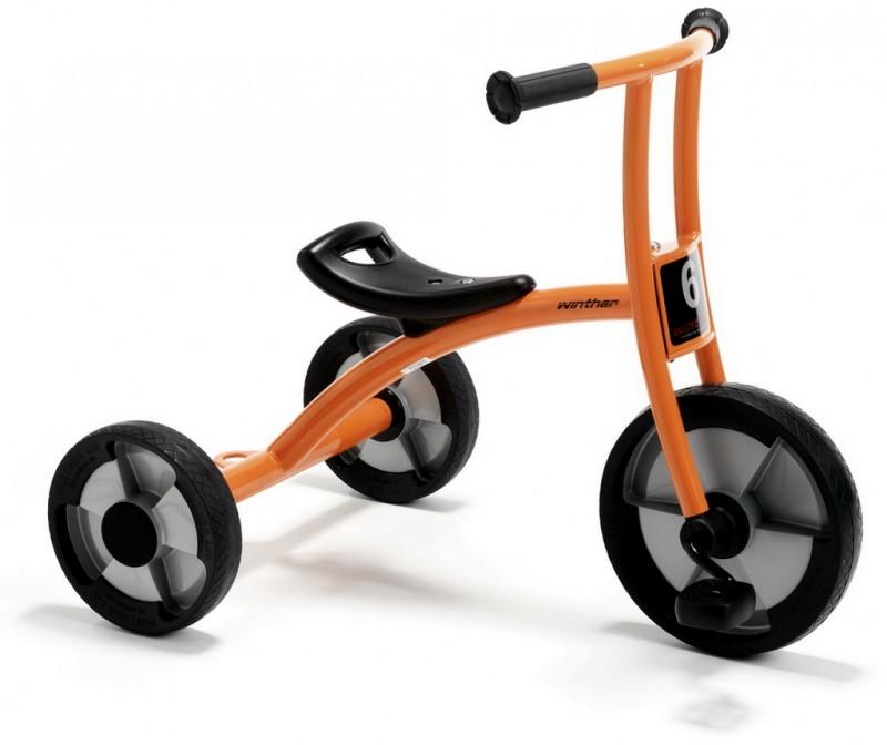 В Евпатории посоревнуются владельцы трехколесных велосипедов