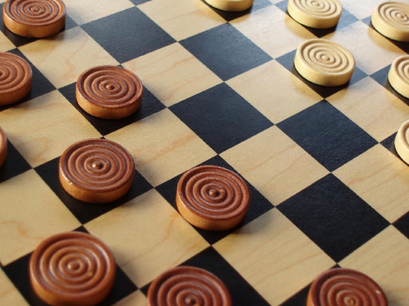 Крымчанин занял второе место в чемпионате России по шашкам