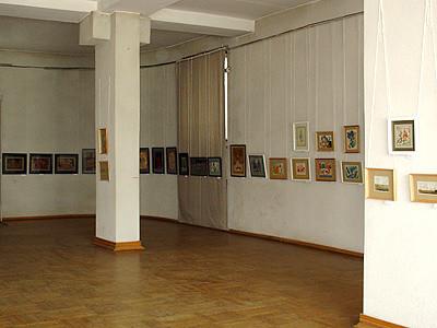 В Ялте все желающие могут ознакомиться с произведениями осетинских художников