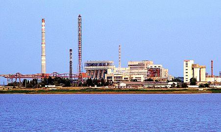 Работник крымского содового завода отравился аммиаком