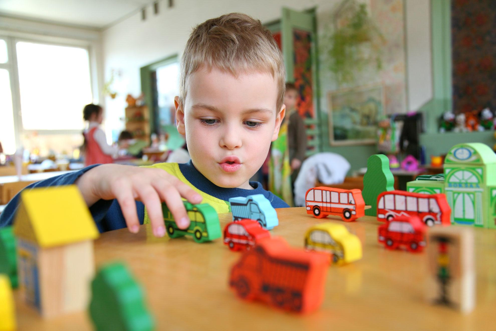 Количество новых мест в крымских детских садах достигнет 2,5 тысяч