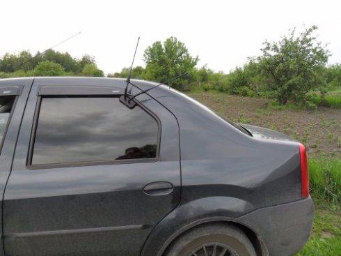 Выбираем антенну для автомобиля
