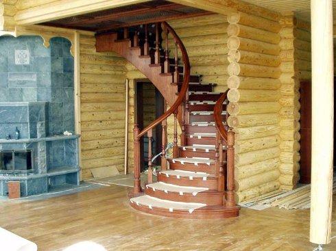 Лестница как элемент домашнего интерьера