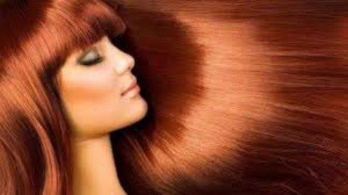 Уход за окрашенными рыжими волосами