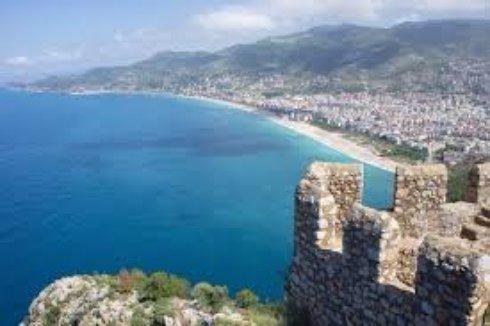 Путешествие в Аланию в Турции