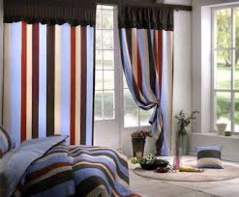 Выбираем шторы для интерьера