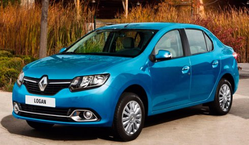 Renault Logan 2014-2015 модельного года