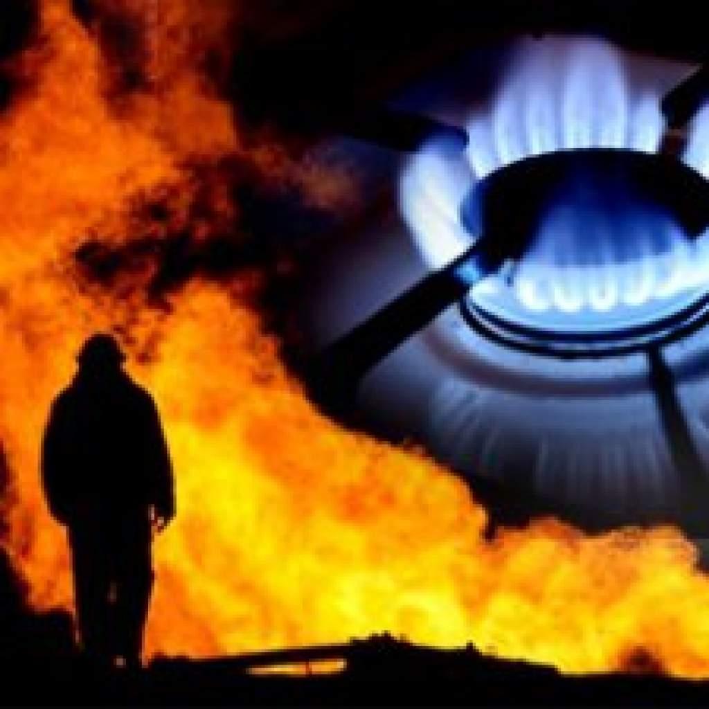 В симферопольской новостройке взорвался газ