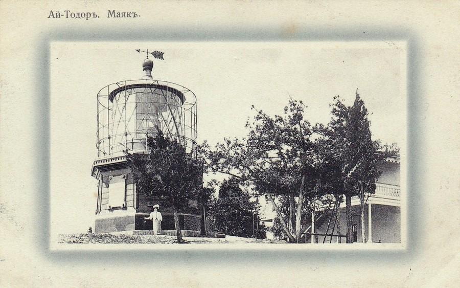 Ялтинцы хотят открыть Ай-Тодорский маяк для туристов