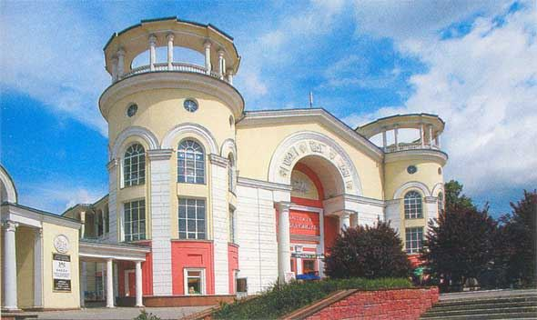 В Симферополе начали реконструировать «Дом кино»